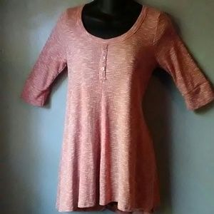 Living Doll size small short sleeve tunic/dress